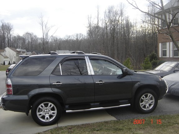 cmzmdx 2006 acura mdx specs photos modification info at. Black Bedroom Furniture Sets. Home Design Ideas