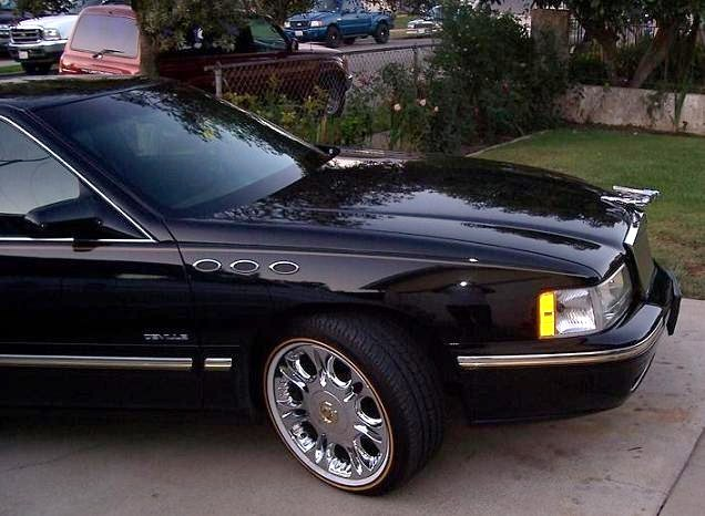 Another mcalles 1998 Cadillac DeVille post... - 10904201