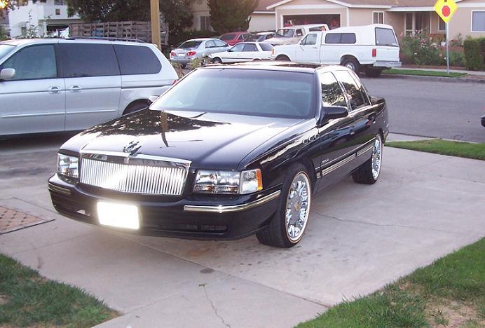 Another mcalles 1998 Cadillac DeVille post... - 10904206