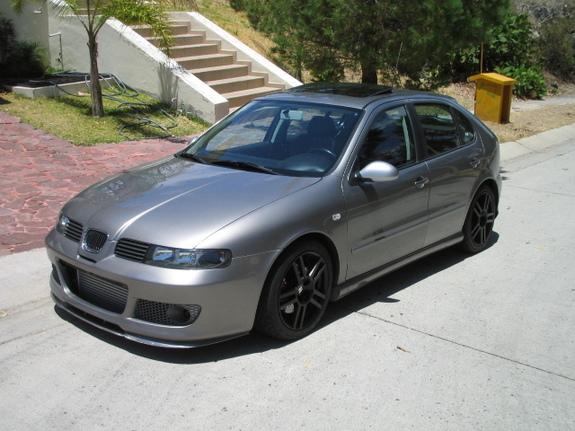 mololeon 2005 seat leon specs photos modification info at cardomain. Black Bedroom Furniture Sets. Home Design Ideas