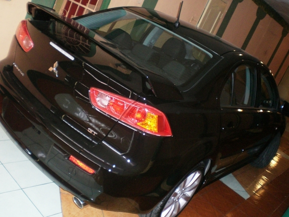 Another MakroX 2008 Mitsubishi Lancer post... - 10904840
