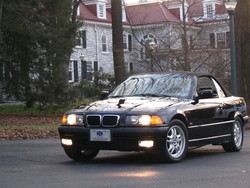 Blackbmw328ics 1998 BMW 3 Series