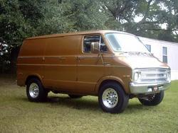 Bikersue 1977 Dodge B-Series