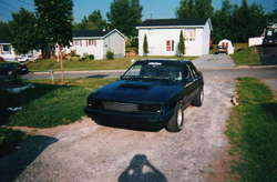 nsrednecks 1981 Mercury Capri