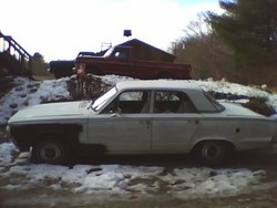 fordf100plymouth 1965 Plymouth Valiant