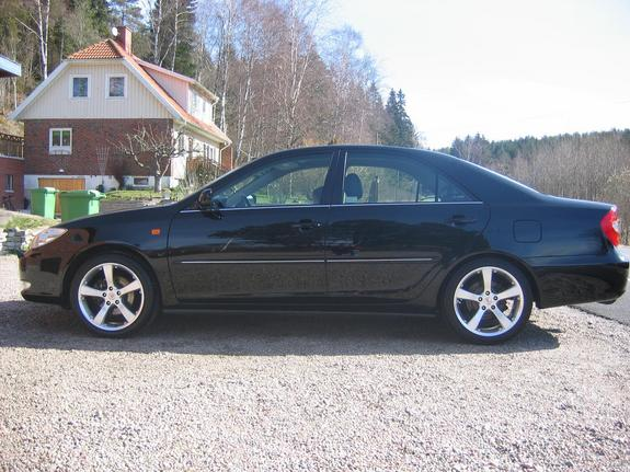 2002 Toyota Camry Wheels Knippe 2002 Toyota Camry