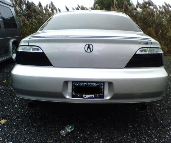 SiLvErRBuLLet 2003 Acura TL Specs, Photos, Modification