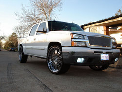 LTfanatics 2005 Chevrolet Silverado 1500 Regular Cab