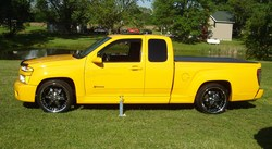 xtremegirl03s 2005 Chevrolet Colorado Regular Cab