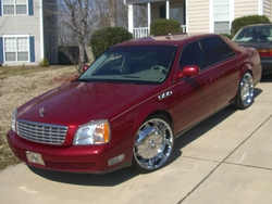 ralinebes 2000 Cadillac DeVille