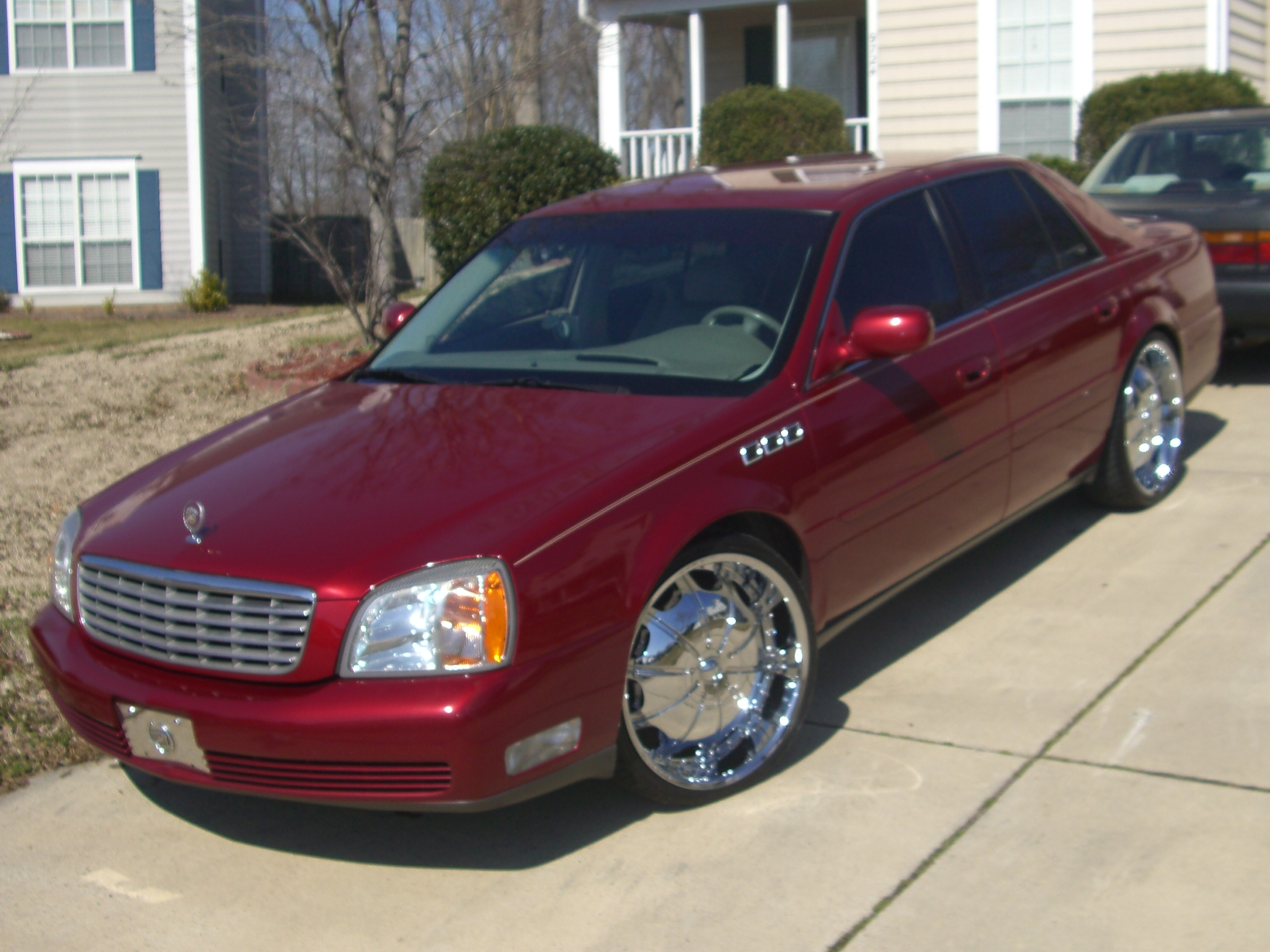 Bose Car Speakers >> ralinebe 2000 Cadillac DeVille Specs, Photos, Modification
