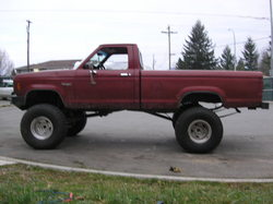 bigredranger12s 1984 Ford Ranger Regular Cab