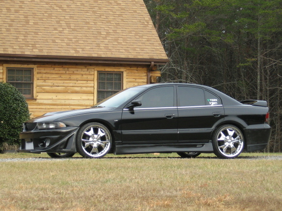 1cleangtz 2002 mitsubishi galant specs photos modification info at cardomain cardomain