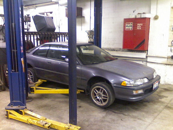 Another my2SEProbe 1992 Acura Integra post... - 10911452