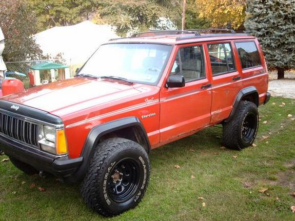 Another 9E9SpyderClipse 1992 Jeep Cherokee post... - 10911848