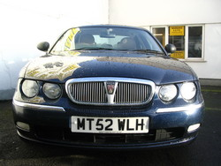 danhandley2 2002 Rover 75