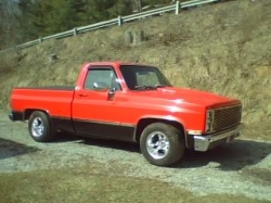 chevy_olblues 1985 GMC Sierra (Classic) 1500 Regular Cab