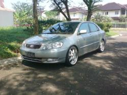 silverests 2004 Toyota Corolla