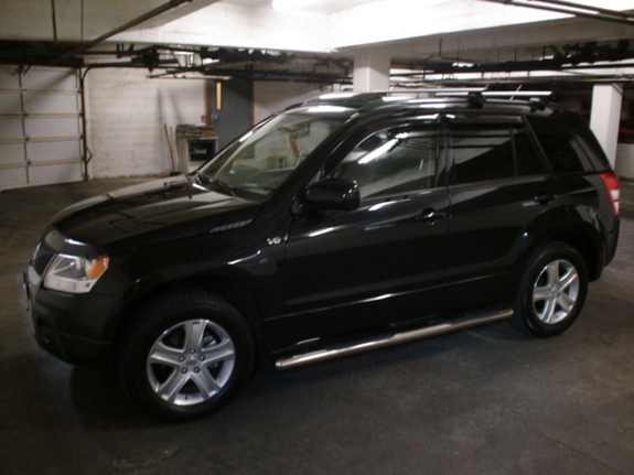 djxavier 39 s 2007 suzuki grand vitara in seattle wa. Black Bedroom Furniture Sets. Home Design Ideas