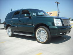 greenenvylades 2002 Cadillac Escalade