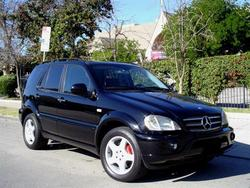 GiorgioBianchis 2001 Mercedes-Benz M-Class