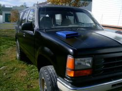 turbo86ranger 1991 Ford Explorer