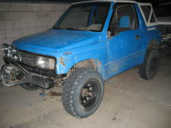jimmer818 1993 Chevrolet Tracker
