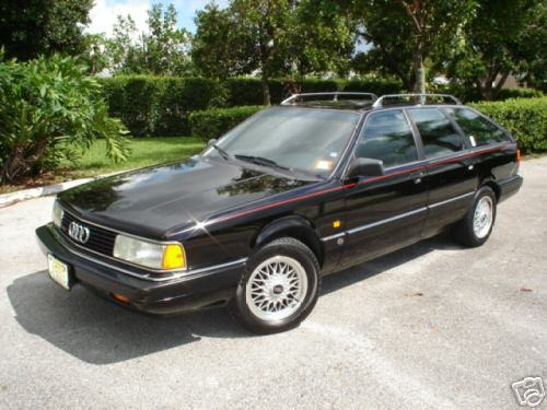 Another BenzBasher 1991 Audi 200 post... - 10916502