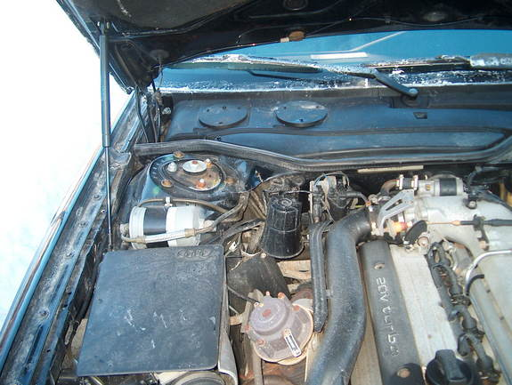 Another BenzBasher 1991 Audi 200 post... - 10916503