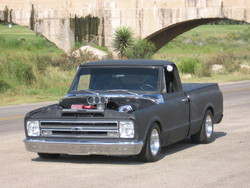 rortega67s 1967 Chevrolet C/K Pick-Up