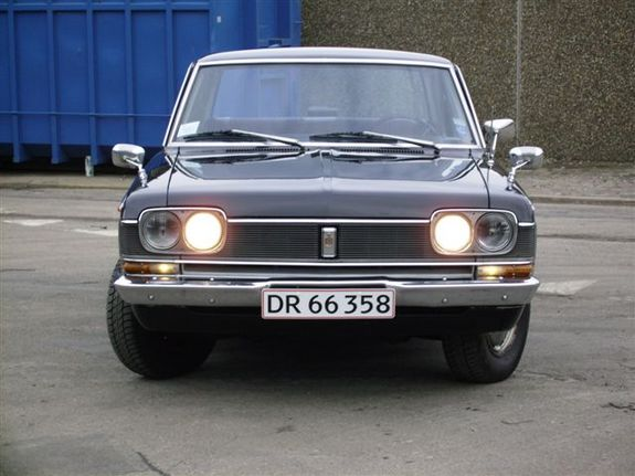 Another NielsMC 1970 Toyota Crown post... - 11391138