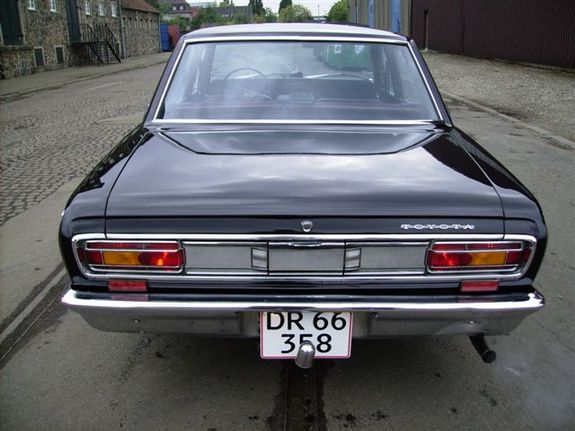 Another NielsMC 1970 Toyota Crown post... - 11391139
