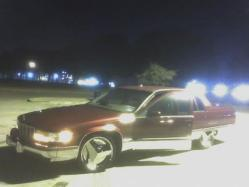 dallasfleetwood 1993 Cadillac Fleetwood