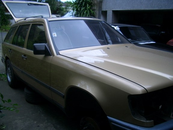 Another bonito99 1987 Mercedes-Benz 230 post... - 9354948