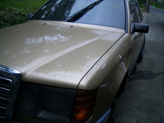 Another bonito99 1987 Mercedes-Benz 230 post... - 9354949