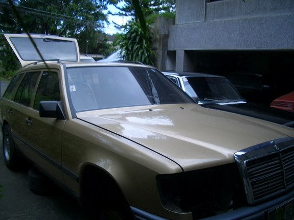Another bonito99 1987 Mercedes-Benz 230 post... - 9354950