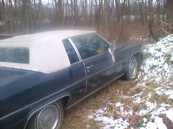 Another cadillacman609 1983 Cadillac DeVille post... - 10917517