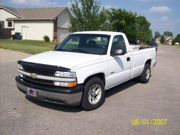 oldscsc 2001 chevrolet silverado 1500 regular cab specs photos modification info at cardomain. Black Bedroom Furniture Sets. Home Design Ideas