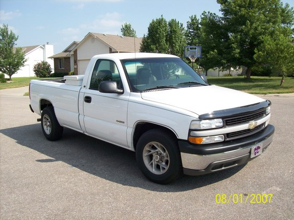 oldscsc 2001 chevrolet silverado 1500 regular cab specs. Black Bedroom Furniture Sets. Home Design Ideas