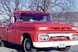 Nxime73s 1962 GMC C/K Pick-Up