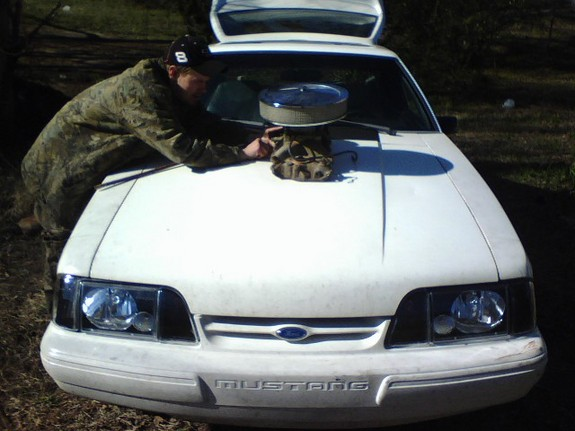 1993 ford mustang 93 2 3l n a mustang lx hatch