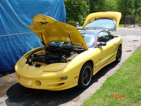 Another Armoredhaulin 2002 Pontiac Trans Am post... - 10921583