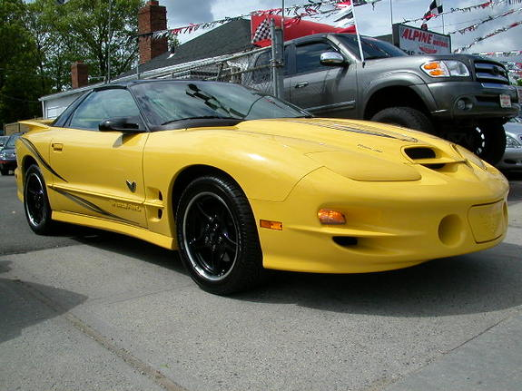 Another Armoredhaulin 2002 Pontiac Trans Am post... - 10921590