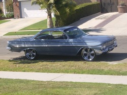 Sickty2SSs 1961 Chevrolet Impala