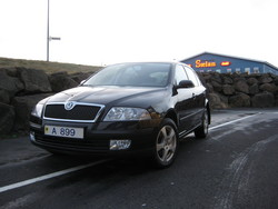 vallios 2006 Skoda Octavia