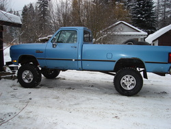 caseyota 1991 Dodge Ram 2500 Regular Cab