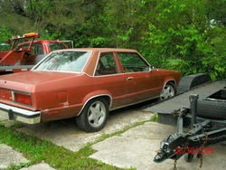 PIMPILLACs 1980 Ford Fairmont