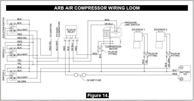 arb compressor not coming on archive classicbroncos com forums rh classicbroncos com ARB Compressor Plumbing ARB Compressor Manual