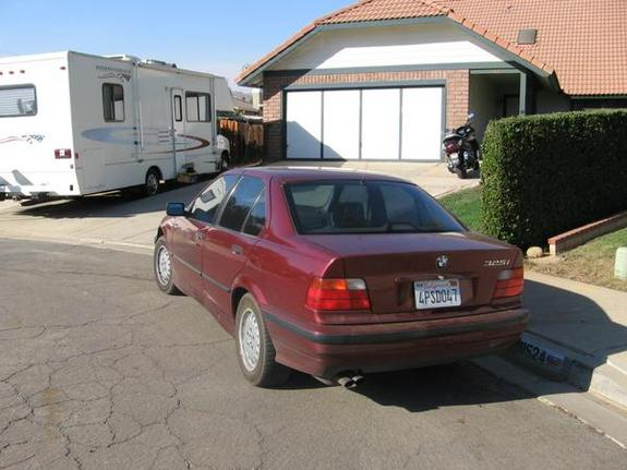 Another bugcrazyjohn 1992 BMW 3 Series post... - 10927311