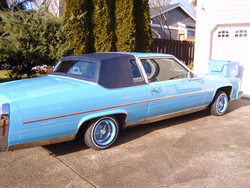 61droptops 1984 Cadillac Fleetwood